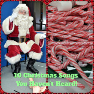 Christmas Songs You Haven't Heard